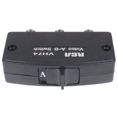 Buy antenna cable vcr switch