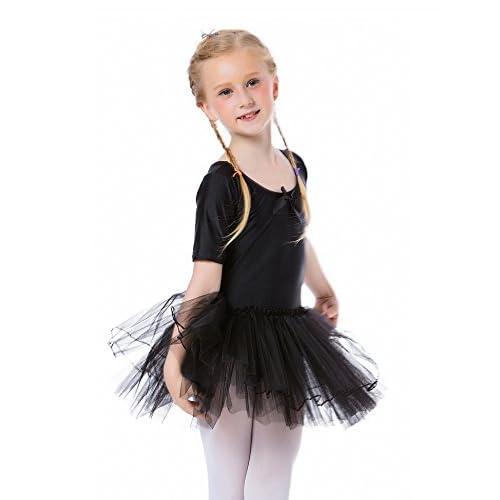 220bf8f12fee Ephex Toddler Girls Ballet Camisole Tutu Leotard Dance Dresses 2-9 ...