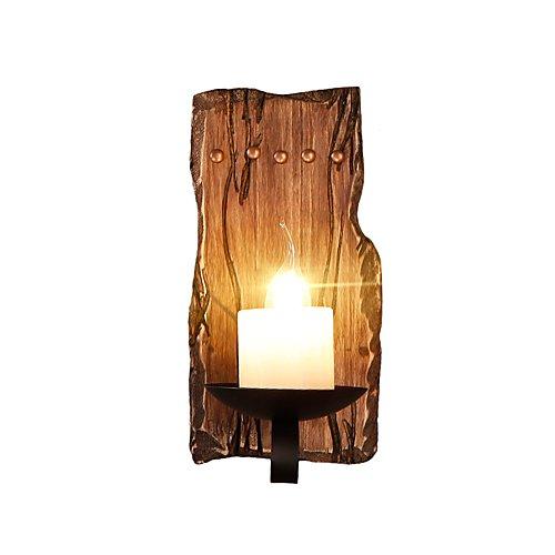 LightInTheBox Rustic/Lodge Vintage Wall Light Sconces Flush Mount Shops/Cafes, Bedroom Lighting Fixture Ambient Light 110-120V Bulb Not Included