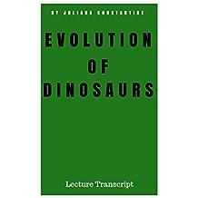 Evolution of Dinosaurs