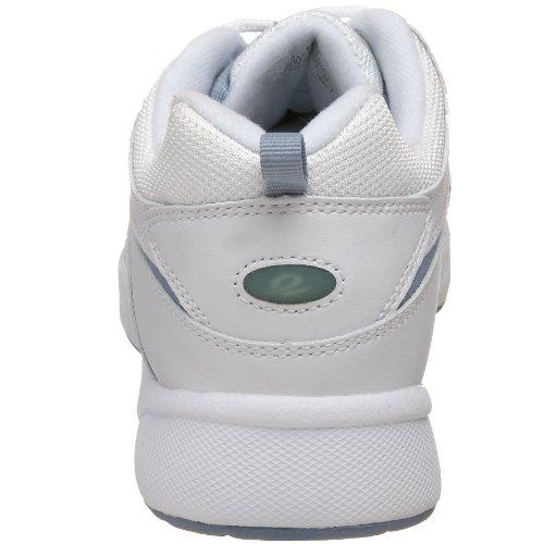 Romy Sneaker der leichten Geist-Frauen Weiß Blau