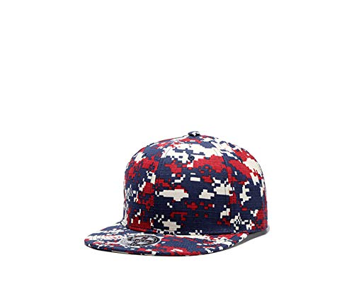 LONIY Camo Snapback Caps New Flat Designer Adjustable Hip Hop Hats for Men Women Camouflage Baseball boy Cap Unisex