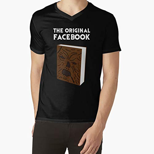 The Original Facebook VNeck TShirt, Unisex Hoodie, for sale  Delivered anywhere in Canada