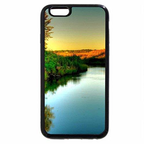 iPhone 6S / iPhone 6 Case (Black) Landscape