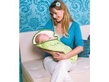 Premaxx - Tender-Me - Couverture enveloppante - Vert citron  Amazon ... d76f670240d