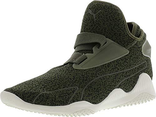 Men's Elemental Fashion Mostro Sirsa Olive High Whisper White Night Black Sneaker PUMA Ankle Puma gwFTTq