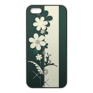 Personalized Creative Cell Phone Samsung Galaxy S5,cartoon flower graffiti