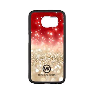 Samsung Galaxy S6 Phone Case White Michael Kors QY9392430