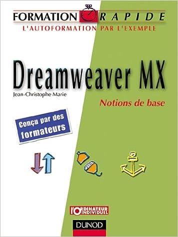 autoformation dreamweaver