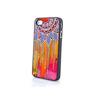 apply Fashionable Dream Catcher For Apple Iphone 4/4S Case Cover PC Carrying Case Cover Matte Protector Hard Shell