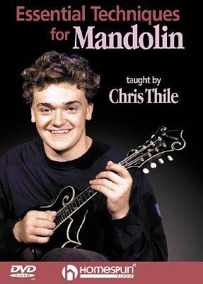 - [(Essential Techniques for Mandolin DVD DV)] [Author: Chris Thile] published on (June, 2002)