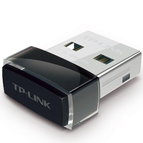TP-Link TL-WN725N USB 2.0 802.11a/b/g/n Wi-Fi Adapter