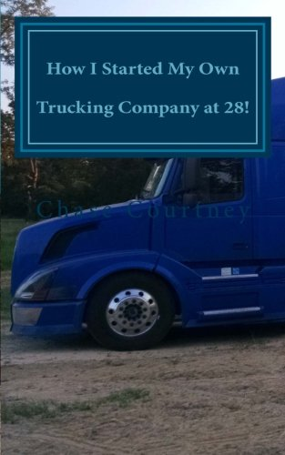 How I Started My Own Trucking Coterie at 28!