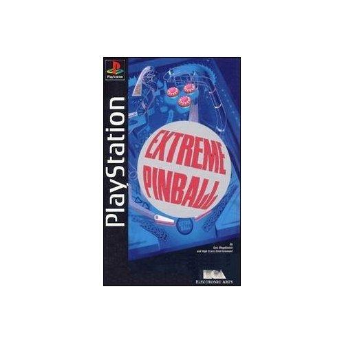 Extreme Pinball – PlayStation