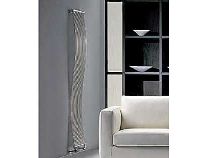 Radiatore brem form ondulato radiatore darredo fo18050: amazon.it