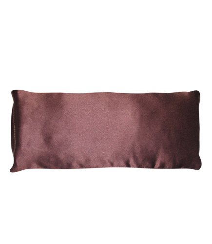 Jane Inc. Brown Silk Eye Pillow by Jane, Inc.