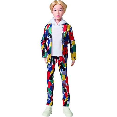 Bangtan Boys BTS Jin Idol Doll
