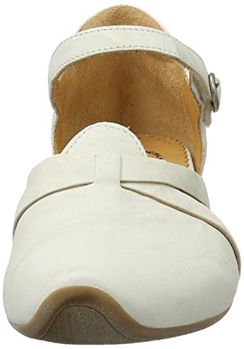 Think Aida - Tacones Mujer Beige (shell 28)