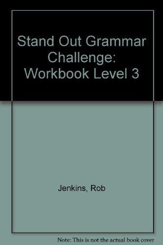 Stand Out Grammar Challenge 3