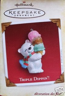Triple Cone Ice Cream - 7