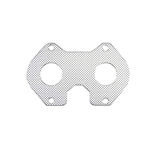 CXRacing Exhaust Gasket for Mazda RX-2 RX-3 RX-7 RX7 13B Rotary Engine