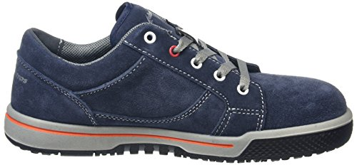 Albatros Freestyle Blue LOW, Unisex-Erwachsene  Sicherheits-Sneakers, Blau (blau), 41 EU