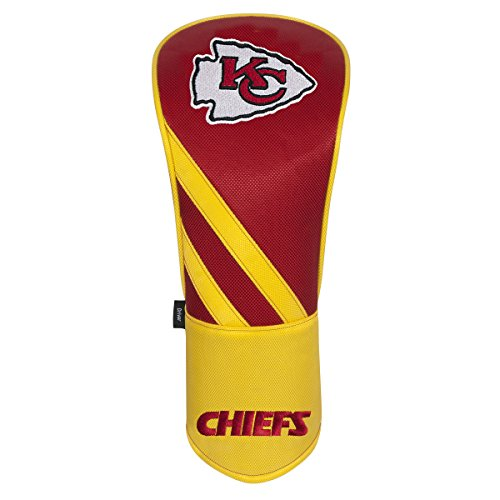 Team Effort NFL Kansas City Chiefs Individual Driver Headcover