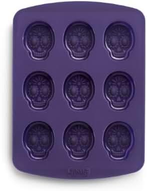 Lekue Crazy Skull Game Mold