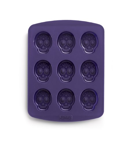 Lekue Crazy Skull Game Mold (Dia Mold)