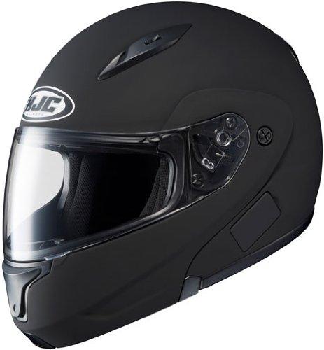 HJC Helmets CL-MAX 2 Helmet (Matte Black, - Motorcycle Modular Nolan Helmet