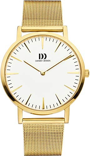 Danish Design Urban Quartz Analog White Dial Men's Watch IQ05Q1235 ()
