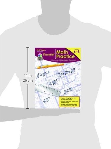 Essential Math Practice: Reproducible Number and Quantitative ...