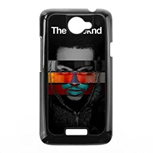 HTC One X cell phone cases Black The Weeknd XO fashion phone cases URKL463267