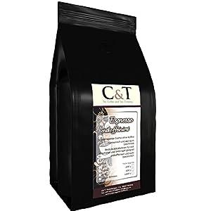 caffè in grani Decaffeinato - Il nostro Espresso Crema - schonend chicchi di caffè tostato acido Arm senza caffeina…