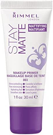 Rimmel Stay Matte Primer, 1 Fluid Ounce