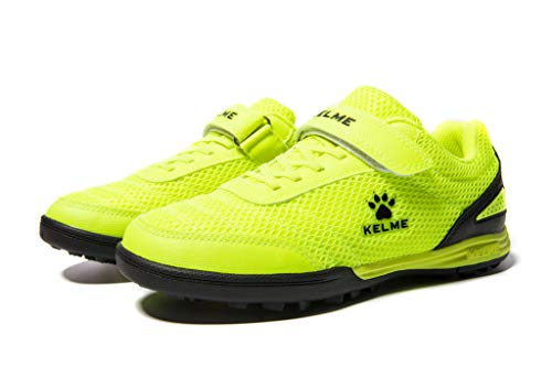 KELME Laceless Soccer Shoes for Kids and Youth – Soccer Cleats for Boys and Girls – Indoor or Outdoor