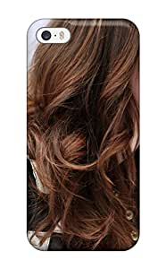 New Style 3964212K54587215 For Iphone 5/5s Protector Case Demi Lovato 16 Phone Cover
