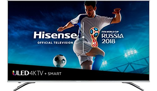 Hisense 65 Inches 4K Smart LED TV 65H9080E (2018)