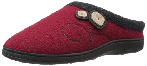 Acorn Women's Dara Slipper, Currant Button, Small/5-6 M US