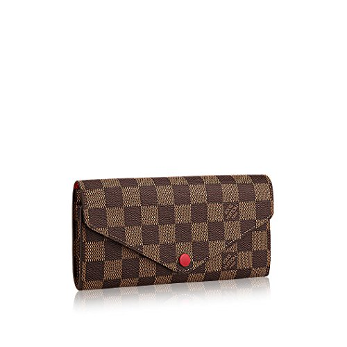 Louis Vuitton Damier Ebene Canvas Josephine Wallet N63543 - Louis Vuitton Billfold