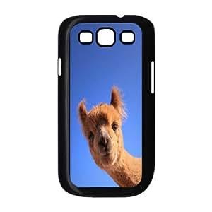 Adorable alpaca New Printed Case for Samsung Galaxy S3 I9300, Unique Design Adorable alpaca Case