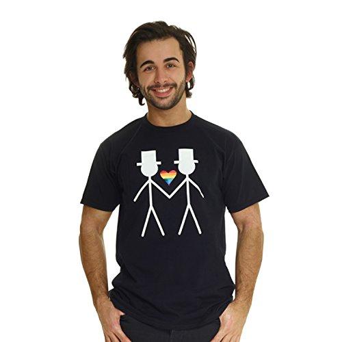 Mens Digital Dudz Pride T-Shirt Costume - XL (46