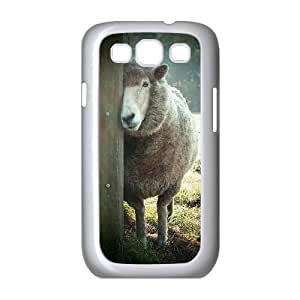 Cool Painting Case Of Sheep Hot Selling Customized Gifts Hard Case For Samsung Galaxy S3 I9300