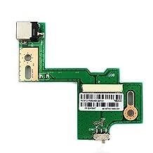 wangpeng® Generic New DC IN Power Jack Board Compatible ASUS N53 N53JF N53JQ N53SV N53SN
