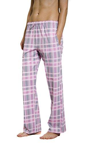 Cornette Pantalones de Pijama para Mujer CR-690 Motivo-15