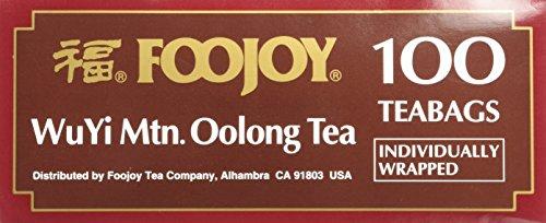 Wu Yi Oolong Tea Wulong Tea 100 Bags Foojoy by Wu Yi Oolong Tea (Image #3)