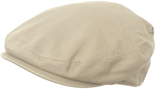 4f7ca9d6454 Headchange Made in USA 100% Cotton Ivy Scally Cap Driving Hat Newsboy XS-XXL