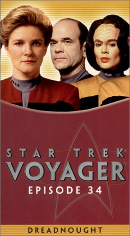 Star Trek - Voyager, Episode 34: Dreadnought [VHS] by Paramount