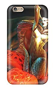 CVNLKVB1146wtBSv Anti-scratch Case Cover AmandaMichaelFazio Protective Artistic Dark Abstract Dark Case For Iphone 6
