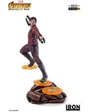 Iron Studios Avengers Infinity War Star-Lord BDS ART SCALE 1/10